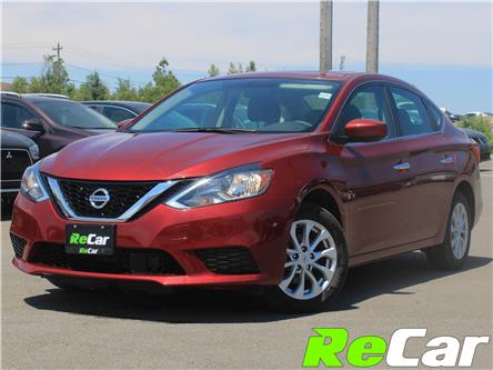 2019 Nissan Sentra 1.8 SV (Stk: 200848A) in Moncton - Image 1 of 10