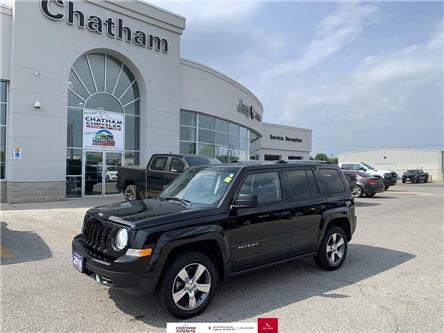 2016 Jeep Patriot Sport/North (Stk: U04573A) in Chatham - Image 1 of 27