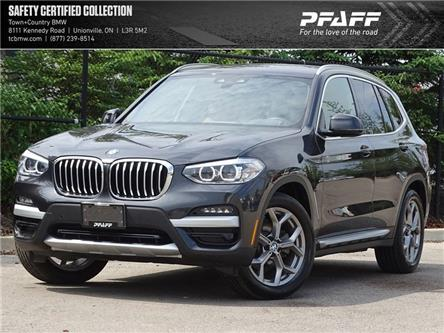2020 BMW X3 xDrive30i (Stk: U12946) in Markham - Image 1 of 22