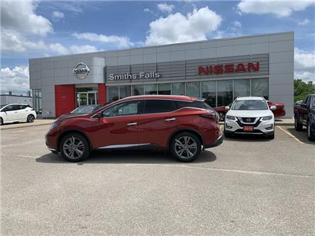 2020 Nissan Murano Platinum (Stk: 20-067) in Smiths Falls - Image 1 of 13