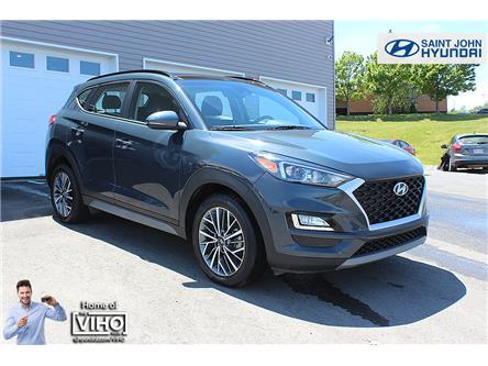 2019 Hyundai Tucson Preferred w/Trend Package (Stk: U2701) in Saint John - Image 1 of 22