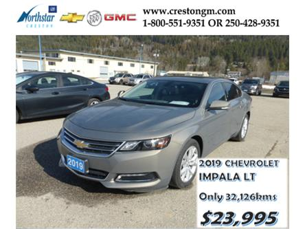 2019 Chevrolet Impala 1LT (Stk: 37771L) in Creston - Image 1 of 15