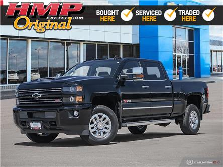 2019 Chevrolet Silverado 3500HD LTZ (Stk: 81749) in Exeter - Image 1 of 27