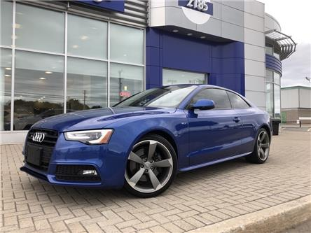 2016 Audi S5 3.0T Technik plus (Stk: A0202) in Ottawa - Image 1 of 13