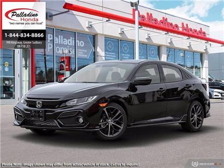 2020 Honda Civic Sport (Stk: 22599) in Greater Sudbury - Image 1 of 23