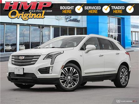 2017 Cadillac XT5 Premium Luxury (Stk: 73850) in Exeter - Image 1 of 27