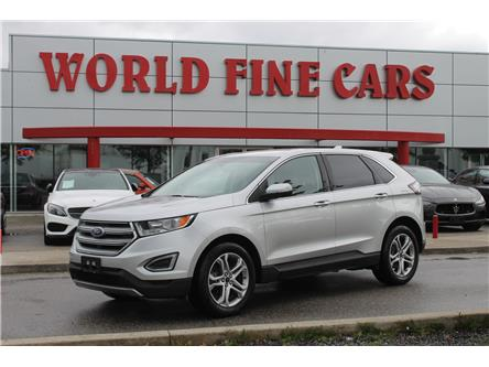 2016 Ford Edge Titanium (Stk: 17325) in Toronto - Image 1 of 23