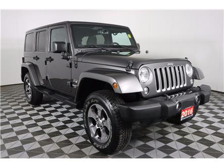 2016 Jeep Wrangler Unlimited Sahara (Stk: P20-44) in Huntsville - Image 1 of 20