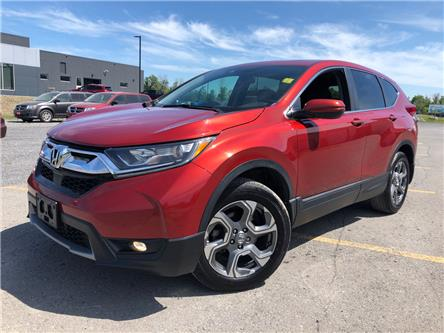 2017 Honda CR-V EX-L (Stk: 115469) in Ottawa - Image 1 of 9