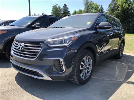 2017 Hyundai Santa Fe XL  (Stk: MM984) in Miramichi - Image 1 of 5