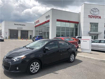 2016 Toyota Corolla S (Stk: M2873) in Ottawa - Image 1 of 17