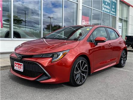 2019 Toyota Corolla Hatchback Base (Stk: W5062A) in Cobourg - Image 1 of 24