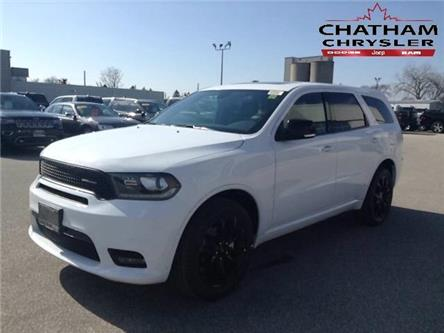 2020 Dodge Durango GT (Stk: N04525) in Chatham - Image 1 of 28
