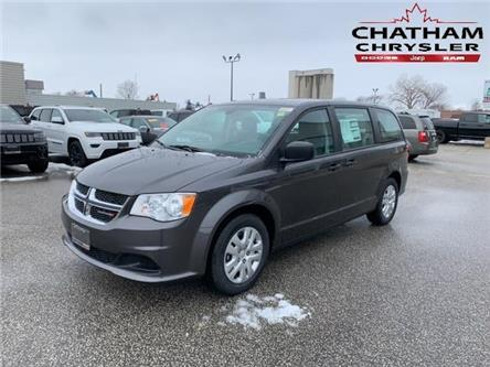 2020 Dodge Grand Caravan SE (Stk: N04448) in Chatham - Image 1 of 14