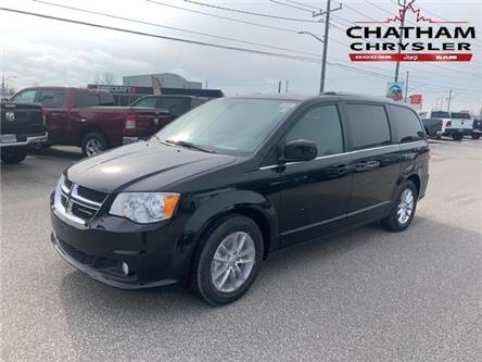 2020 Dodge Grand Caravan Premium Plus (Stk: N04398) in Chatham - Image 1 of 14