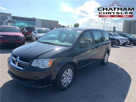 2019 Dodge Grand Caravan 29E Canada Value Package (Stk: N03968) in Chatham - Image 1 of 11