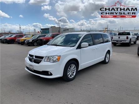 2020 Dodge Grand Caravan Premium Plus (Stk: N04501) in Chatham - Image 1 of 15