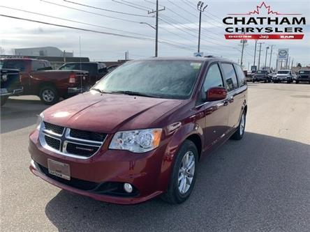 2020 Dodge Grand Caravan Premium Plus (Stk: N04433) in Chatham - Image 1 of 14