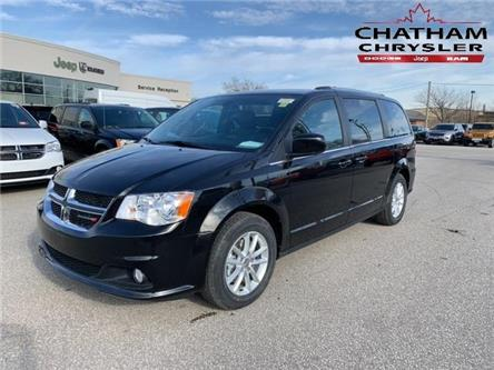 2020 Dodge Grand Caravan Premium Plus (Stk: N04436) in Chatham - Image 1 of 13