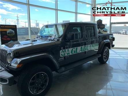 2020 Jeep Gladiator Overland (Stk: N04274) in Chatham - Image 1 of 9