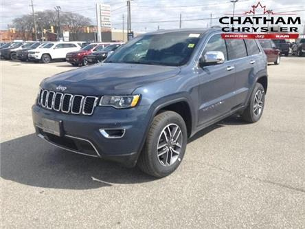 2020 Jeep Grand Cherokee Limited (Stk: N04504) in Chatham - Image 1 of 14