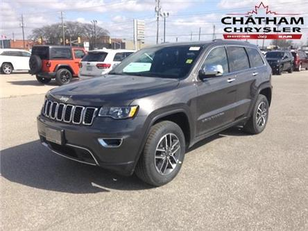 2020 Jeep Grand Cherokee Limited (Stk: N04508) in Chatham - Image 1 of 14
