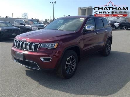 2020 Jeep Grand Cherokee Limited (Stk: N04528) in Chatham - Image 1 of 14