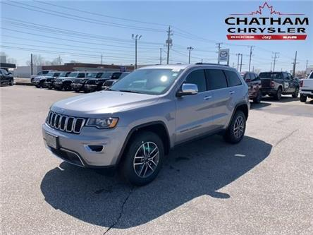 2020 Jeep Grand Cherokee Limited (Stk: N04521) in Chatham - Image 1 of 15