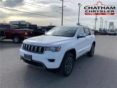 2020 Jeep Grand Cherokee Limited (Stk: N04273) in Chatham - Image 1 of 14