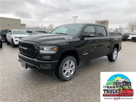 2020 RAM 1500 Big Horn (Stk: N04393) in Chatham - Image 1 of 12