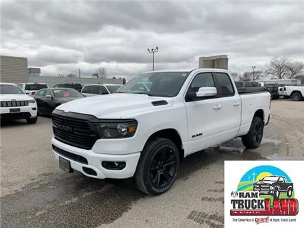 2020 RAM 1500 Big Horn (Stk: N04416) in Chatham - Image 1 of 13