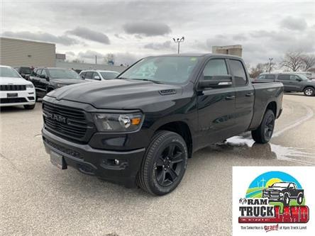 2020 RAM 1500 Big Horn (Stk: N04415) in Chatham - Image 1 of 13