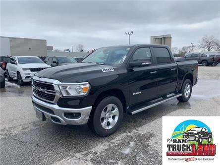 2020 RAM 1500 Big Horn (Stk: N04255) in Chatham - Image 1 of 13