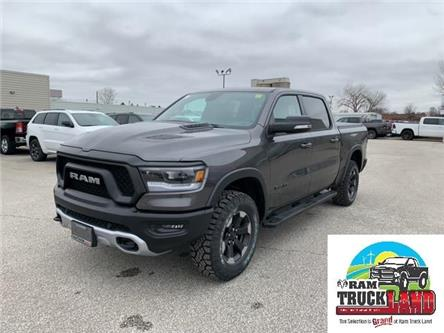 2020 RAM 1500 Rebel (Stk: N04372) in Chatham - Image 1 of 14