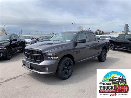 2020 RAM 1500 Classic ST (Stk: N04483) in Chatham - Image 1 of 15