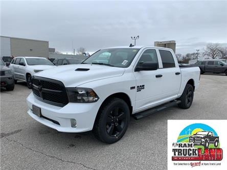 2019 RAM 1500 Classic ST (Stk: N04338) in Chatham - Image 1 of 13