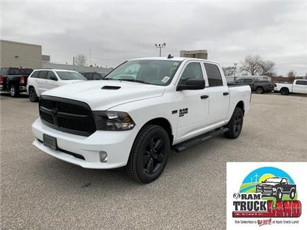 2019 RAM 1500 Classic ST (Stk: N04352) in Chatham - Image 1 of 13