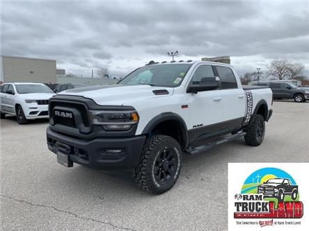 2020 RAM 2500 Power Wagon (Stk: N04407) in Chatham - Image 1 of 14