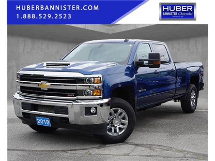 2018 Chevrolet Silverado 3500HD LT (Stk: 9488A) in Penticton - Image 1 of 23
