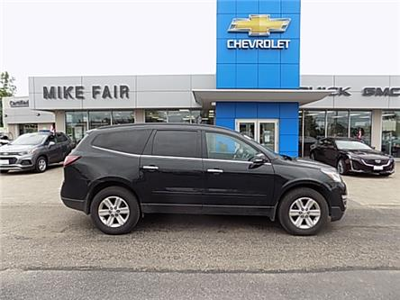 2014 Chevrolet Traverse 2LT (Stk: 20237A) in Smiths Falls - Image 1 of 20