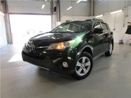 2013 Toyota RAV4 XLE (Stk: 7917) in Moose Jaw - Image 1 of 27