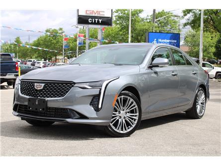 2020 Cadillac CT4 Premium Luxury (Stk: 3037913) in Toronto - Image 1 of 33