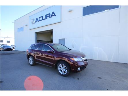 2013 Acura RDX Base (Stk: PW0171) in Red Deer - Image 1 of 28