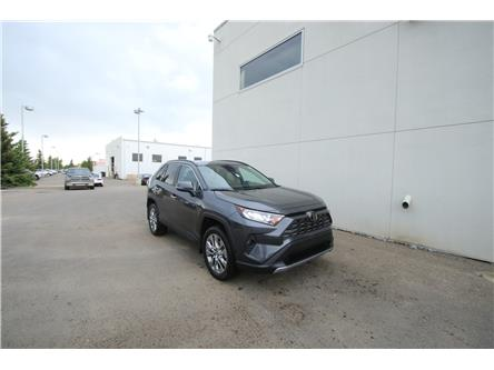 2020 Toyota RAV4 Limited (Stk: 20RD9245A) in Red Deer - Image 1 of 42
