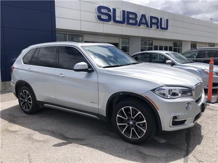 2017 BMW X5 xDrive35i (Stk: P618) in Newmarket - Image 1 of 18