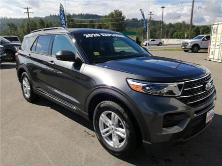 2020 Ford Explorer XLT (Stk: 20T058) in Quesnel - Image 1 of 15