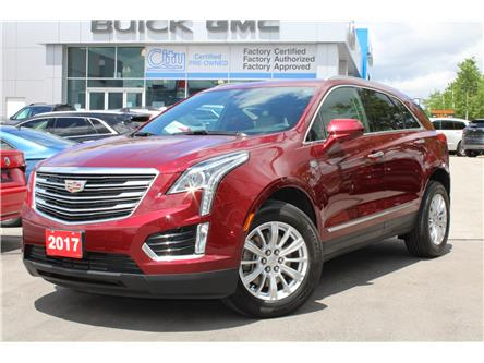 2017 Cadillac XT5 Base (Stk: R12535A) in Toronto - Image 1 of 24