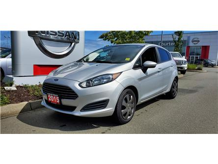 2015 Ford Fiesta S (Stk: P0114B) in Courtenay - Image 1 of 9