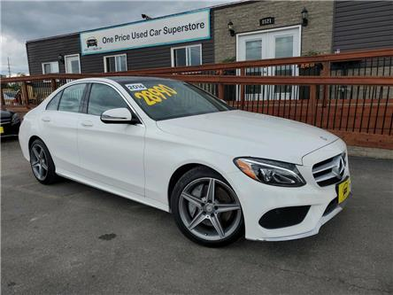2016 Mercedes-Benz C-Class Base (Stk: 10618) in Milton - Image 1 of 24