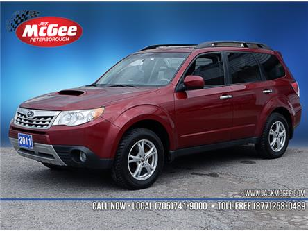 2011 Subaru Forester 2.5 XT Limited (Stk: 19601B) in Peterborough - Image 1 of 18